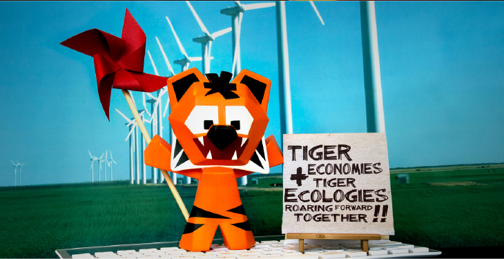 Tiger Economies + Tiger Ecologies: Roaring Forward Together!!